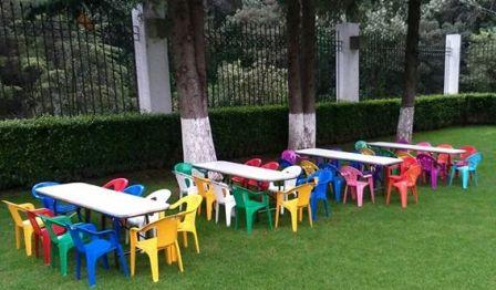 renta de sillas y mesas en polanco 0445529649053